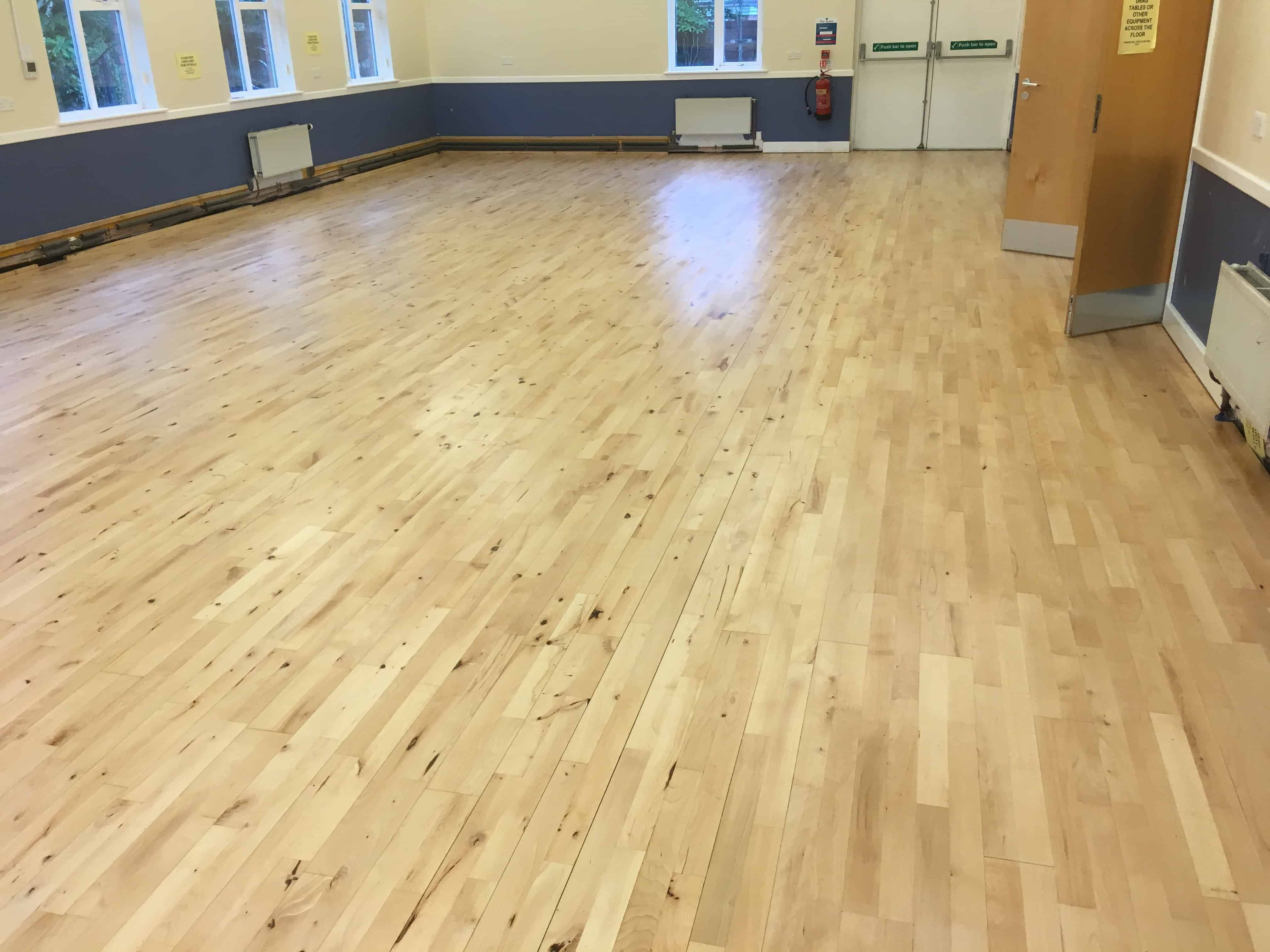 Floor Sanding Warrington