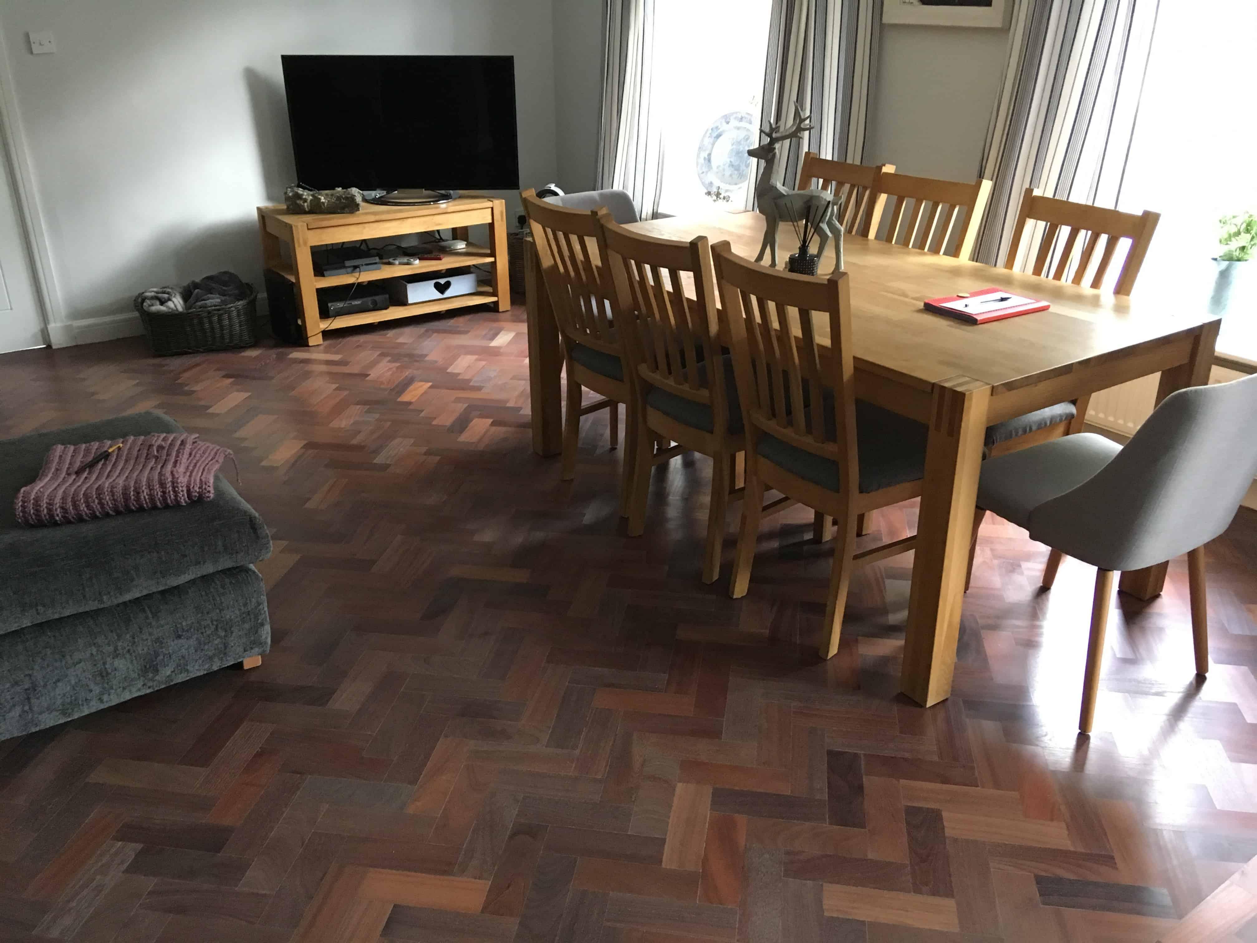 Wood Floor Sanding Warrington